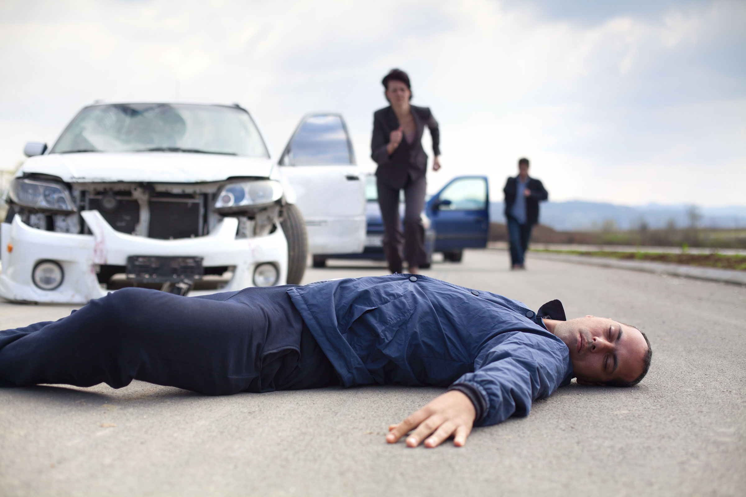 Pedestrian Accidents - Best San Diego Injury Attorney